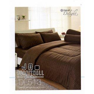 ชุดผ้าปูที่นอน TULIP รุ่น DL513
