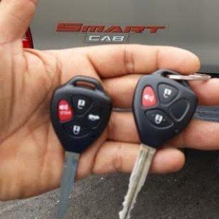 ช่างกุญแจ Toyota