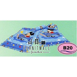 ชุดผ้าปูที่นอน SATIN BABY รุ่น B20