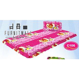 ชุดผ้าปูที่นอน SATIN PICNIC รุ่น C106