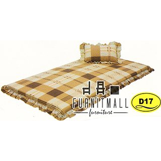 ชุดผ้าปูที่นอน SATIN PICNIC รุ่น D17