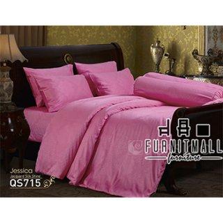 ชุดผ้าปูที่นอน Jessica รุ่น QS715