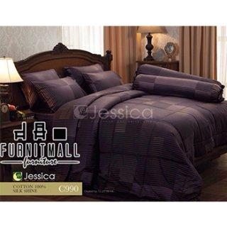 ชุดผ้าปูที่นอน Jessica รุ่น C990