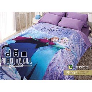 ชุดผ้าปูที่นอน Jessica รุ่น PP002