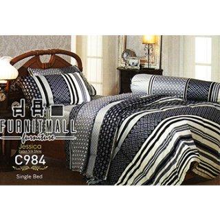 ชุดผ้าปูที่นอน Jessica รุ่น C984-2