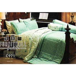 ชุดผ้าปูที่นอน Jessica รุ่น C971