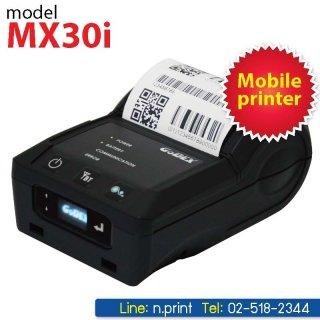 เครื่องพิมพ์บาร์โค๊ด Godex MX30i