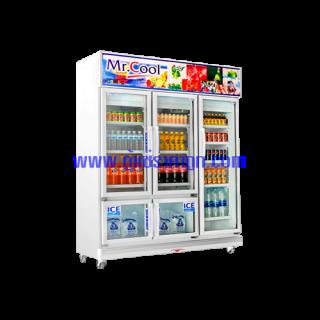 ตู้แช่มินิมาร์ท Mr.Cool รุ่น SMC165