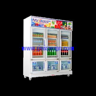 ตู้แช่มินิมาร์ท Mr.Cool รุ่น SMC166