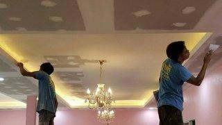 ช่างฝ้าเพดาน