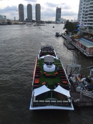 Canal Tour in Bangkok