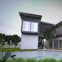 บริการรับสร้างบ้านสำเร็จรูป