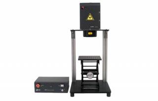 เครื่อง UM-1 Laser marking system, Laser Nameplate