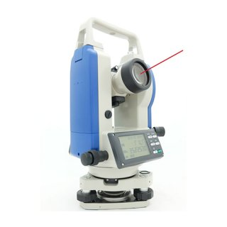 กล้องวัดมุม PRECISION DE-2L