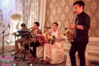 วงดนตรีงานแต่งแสดงสด