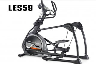 เครื่องเดินวงรี North fitness รุ่น LES59