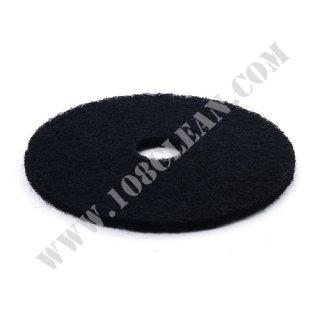 แผ่นล้างสีดำ 3M ใช้กับเครื่องขัดพื้น
