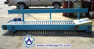 ระบบโซ่ลำเลียงแบบแผ่นระนาด (Slat Conveyor)