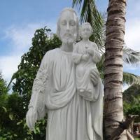 พระเยซูต์คริสต์ ขนาดสูง 1.50 เมตร