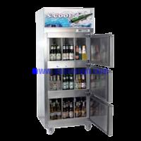 ตู้แช่เบียร์วุ้น Sanden Intercool รุ่น SSH-0303
