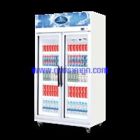 ตู้แช่มินิมาร์ท Sanden Intercool รุ่น MPM-0753