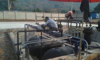 รับติดตั้งระบบท่อปั้มแก๊ส LPG