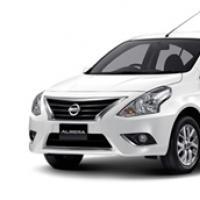 บริการรถเช่าเชียงใหม่ รุ่น Nissan Almera