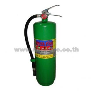 Halon NON-CFC Fire Extinguisher