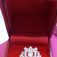 แหวนมงกุฎเจ้าหญิง DRG 10142