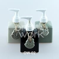 ขวดแชมพูเซรามิค (OW-02)