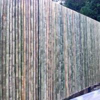 รับทำรั้วไม้ไผ่โครงเหล็ก ภูเก็ต