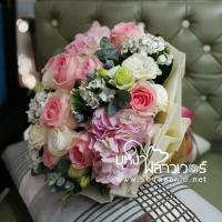 รับส่งช่อดอกไม้