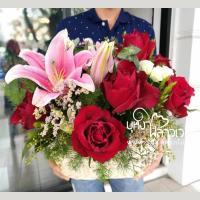 บริการรับส่งดอกไม้