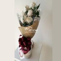 ช่อดอกไม้สวยๆ สไตล์อังกฤษ