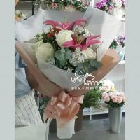 รับจัดดอกไม้ตามประเพณี