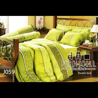 ชุดผ้าปูที่นอน Jessica รุ่น J059