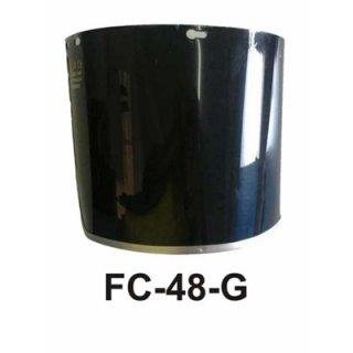 แผ่นกระบังหน้า FC-48-G