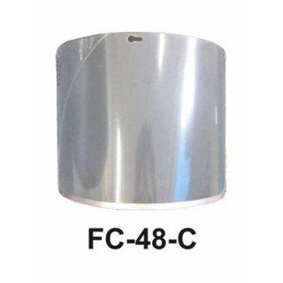 แผ่นกระบังหน้า FC-48-C