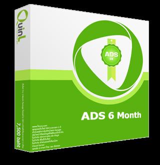 โปรโมทเว็บไซต์ติดหน้าแรก Adwords ADS 6 Month