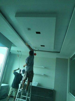 ช่างรับทำฝ้าเพดาน