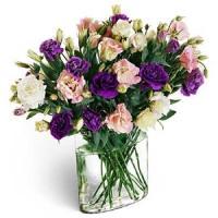 รับจัดดอกไลเซนทัสงานแต่งงาน