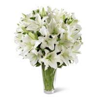 รับจัดดอกลิลลี่งานแต่งงาน