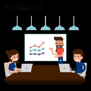 เว็บสำเร็จรูป Verified X2