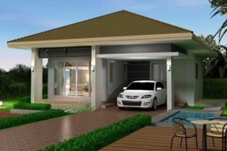 รับสร้างบ้านเดี่ยวราคาถูก