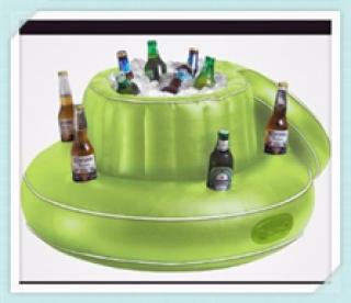 อุปกรณ์สวนน้ำ Green Floating Table