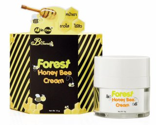 ครีมน้ำผึ้งป่า B'secret 4 กระปุก
