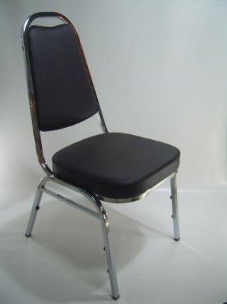 เก้าอี้จัดเลี้ยงรุ่น J-45 ขาชุบโครเมี่ยม