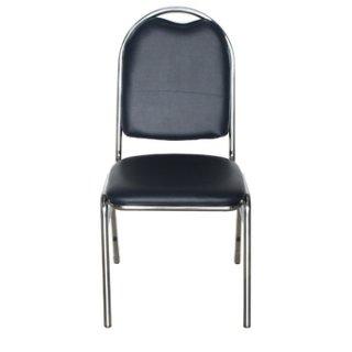 เก้าอี้จัดเลี้ยงรุ่น J-55 ขาชุบโครเมี่ยม