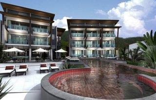 รับออกแบบโรงแรม