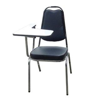 เก้าอี้เลคเชอร์รุ่น LJ-65 ขาชุบโครเมี่ยม